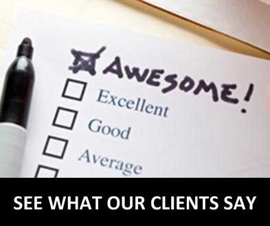 Clients say...
