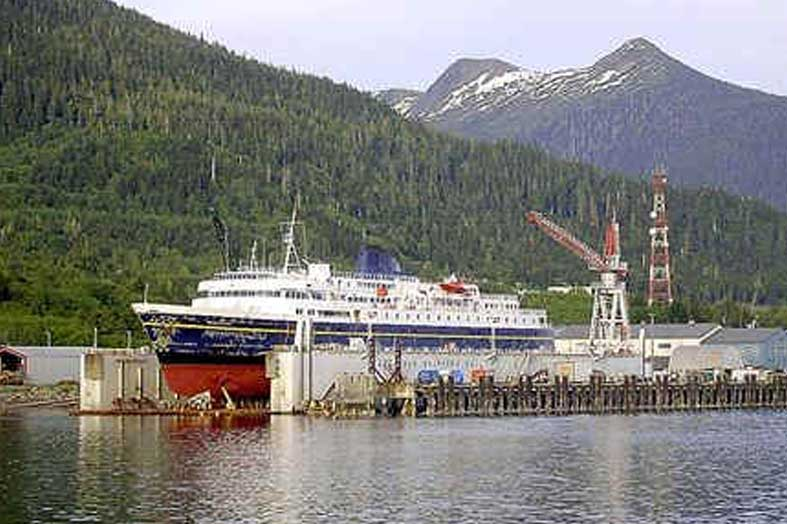 Case 4:  Ship Yard Wastewater Collection and Treatment System Design, Alaska