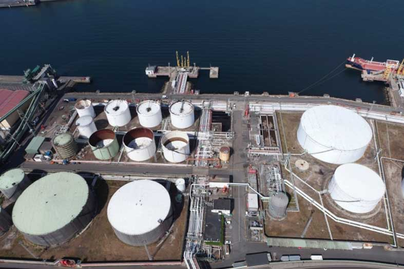 INSURANCE LIABILITY RISK ASSESSMENT – East Coast Marine Oil Terminals & Asphalt Refinery