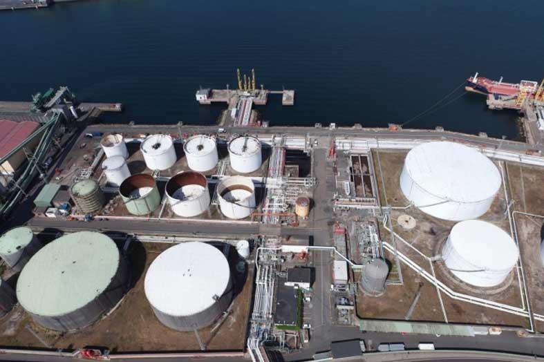 INSURANCE LIABILITY RISK ASSESSMENT – East Coast Marine Oil Terminals & Asphalt Refinery