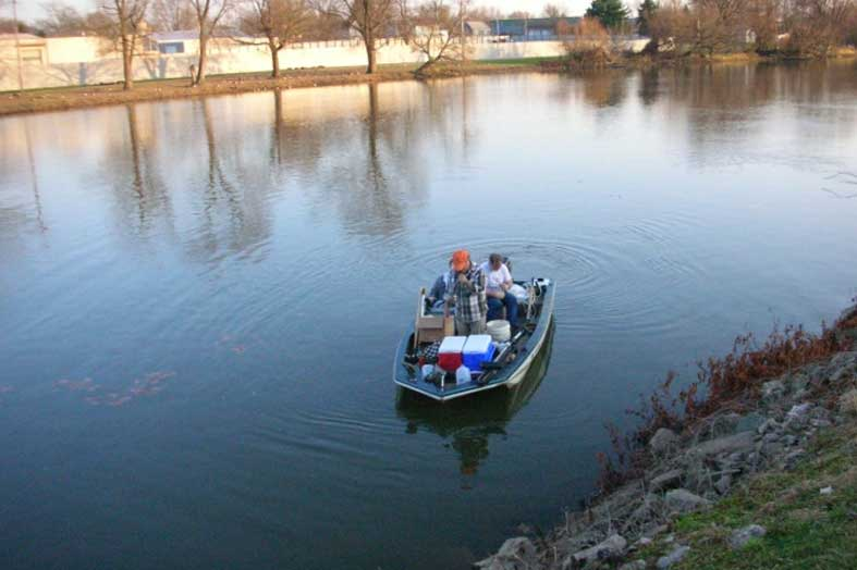 Case 4:  Ecological Risk Assessment & River Sediment Sampling, Coal Tar Superfund Site, Ohio